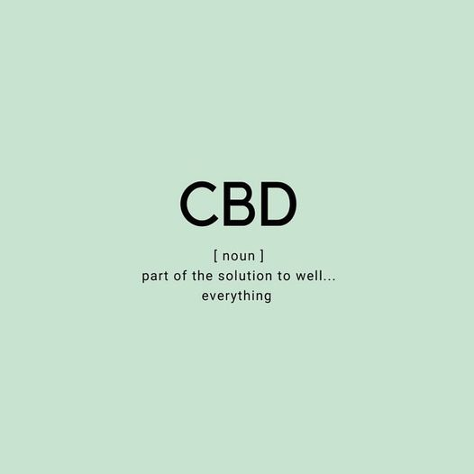 CBD Noun
